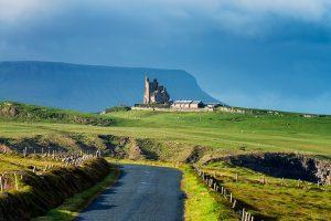 Classiebawn Castle - Mullaghmore Head